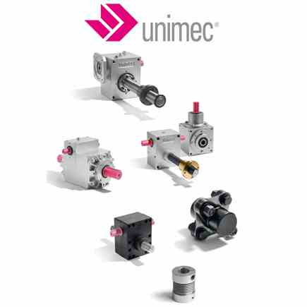 Unimec serial number 08/4355  Gearbox