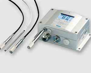 Vaisala PTU300  Combined Pressure, Humidity and Temperature Transmitter