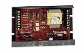 WARNER ELECTRIC CBC-400 Series  Panel Mounted Controls