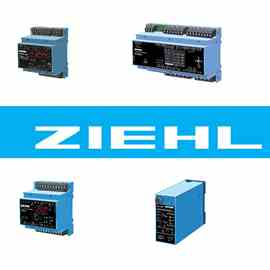 Ziehl TR122DA Temperature relay